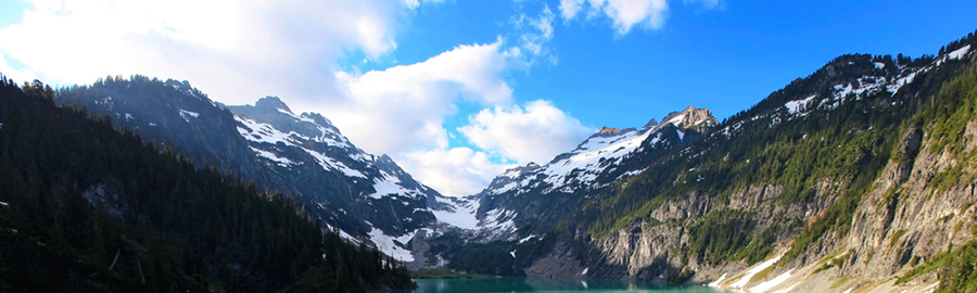 Washington - Blanca Lake